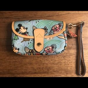 Disney Dooney & Burke Wristlet